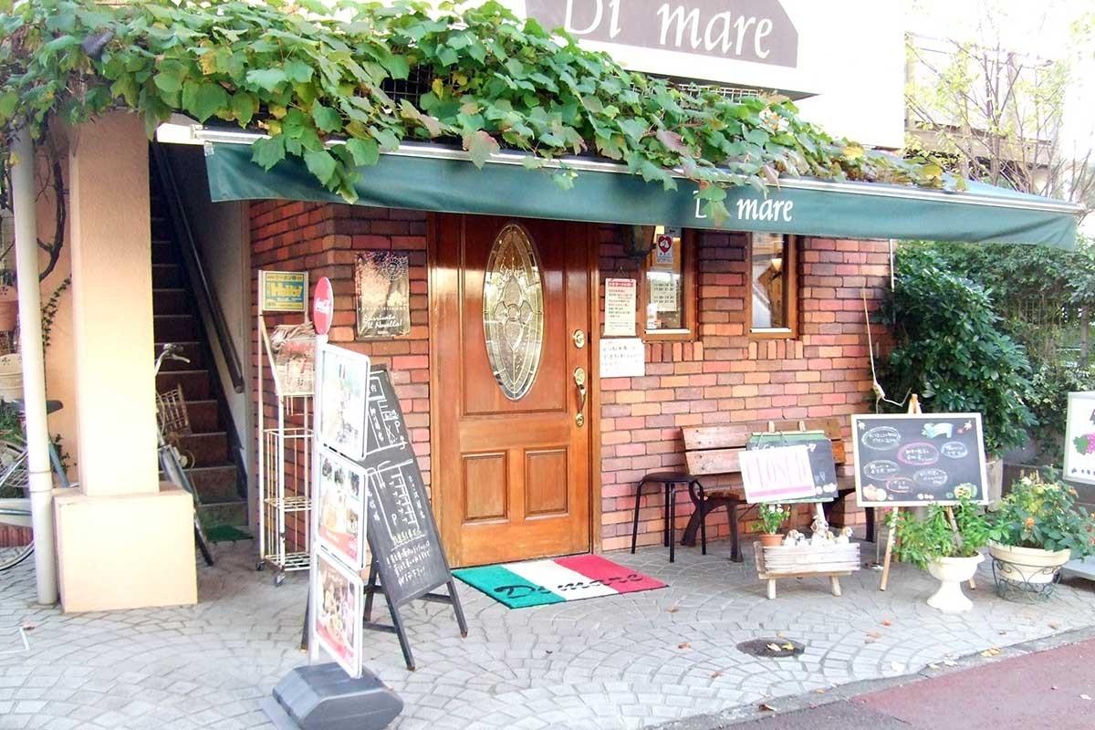 25周年を迎える本格イタリアン・レストランの老舗 ディマーレ