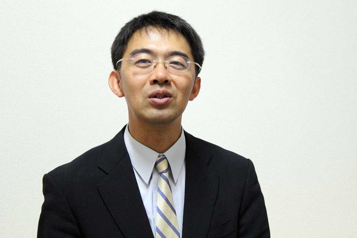 ロマン産業株式会社 専務取締役 小山健一