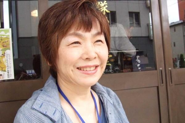 松戸の魅力を伝え続ける伝道師 石上瑠美子