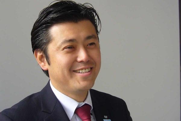 松戸青年会議所 2013年度理事長 富永桂明