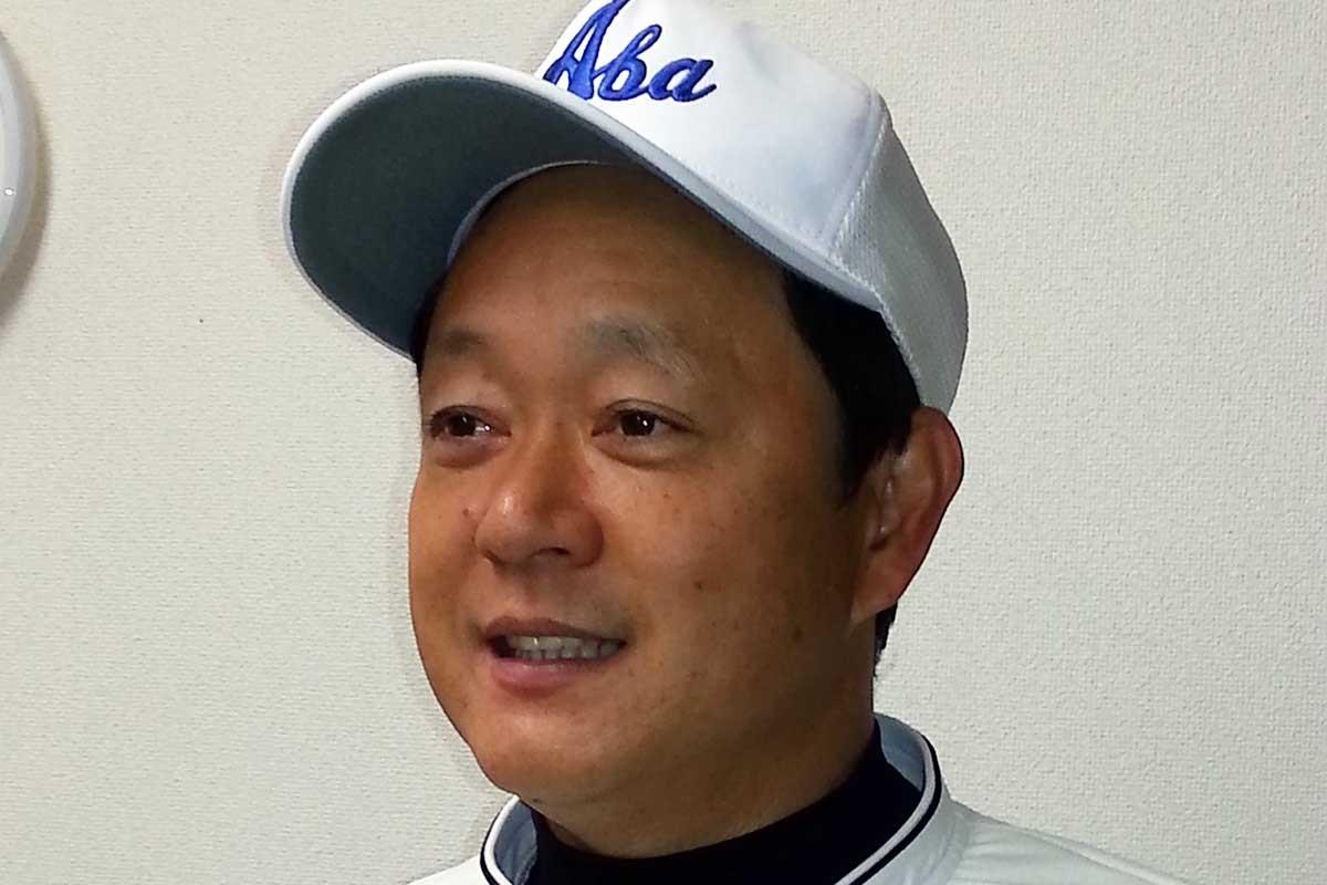 青山ベースボールアカデミー代表 中澤雅彦