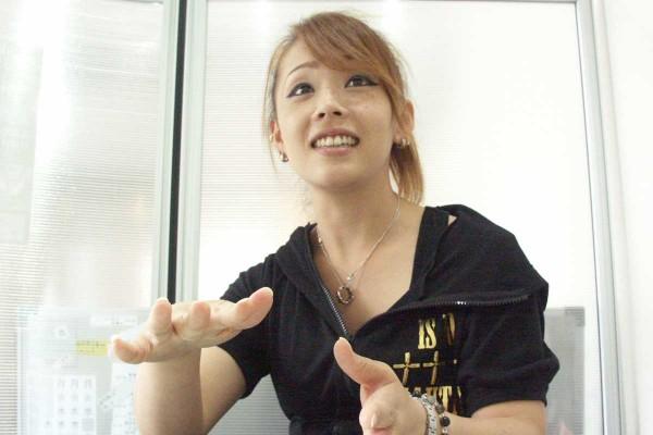 新たな分野で活躍する女性クリエーター 久慈直子